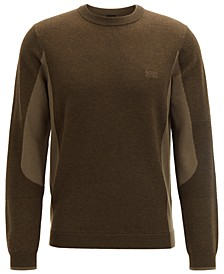 BOSS Men's Risa Regular-Fit Sweater