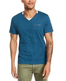 I.N.C. Men's Layered Look T-Shirt, Created For Macy's