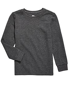 Little Boys Solid Thermal, Created For Macy's