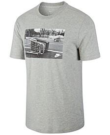 Men's Sportswear Soccer Graphic T-Shirt
