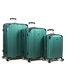 Kingsley 3-Pc. Hardside Spinner Luggage Set