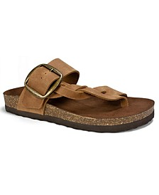 Harvey Footbed Sandals