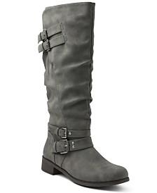 XOXO Mayson Tall Boots