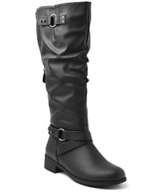 XOXO Maxfield Tall Boots