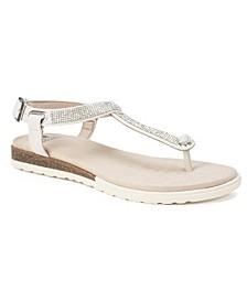 Parana Flat Sandals