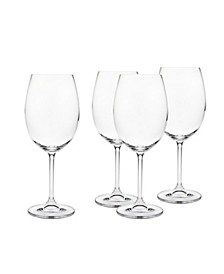 Meridian Red Wine - Set of 4