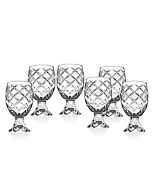 Pineapple Shot Glasses - Set of 6