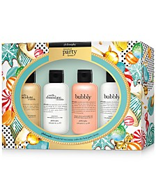 philosophy 4-Pc. Sweetest Party Favors Holiday Gift Set
