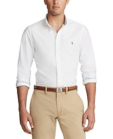 Polo Ralph Lauren Men's Big & Tall Classic Fit Oxford Shirt