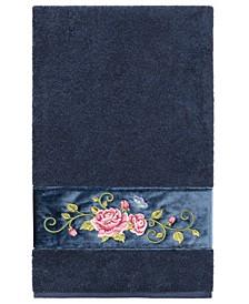 100% Turkish Cotton Rebecca Embellished Bath Towel