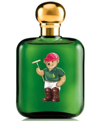 Men's Polo Green Eau de Toilette Bear Edition, 6.7-oz.