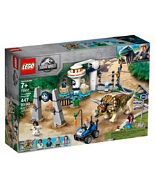 LEGO® Triceratops Rampage 75937
