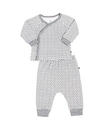 Gertex Dream Infant Boys Kimono Top and Pant Play/Sleepwear Set