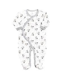 Snugabye Dream Baby Boys Kimono Sleeper