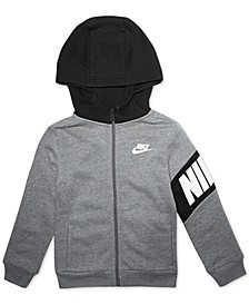 Little Boys Zip-Up Hoodie