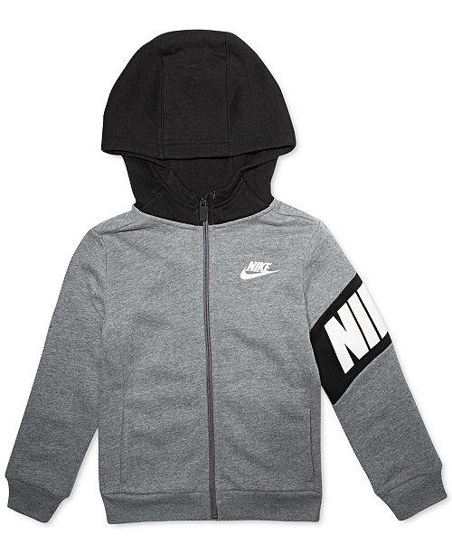 Nike Little Boys Zip-Up Hoodie