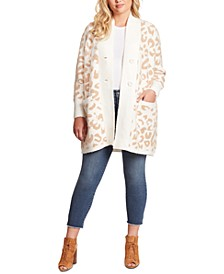 Trendy Plus Size Lana Oversized Cardigan Sweater