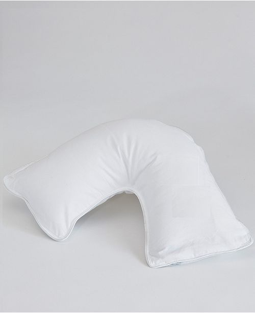 The Pillow Bar Down Alternative Jetsetter Mini Pillow