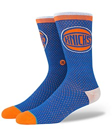 New York Knicks Arena Jersey Pack Crew Socks