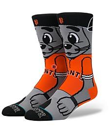 San Francisco Giants Mascot Crew Socks