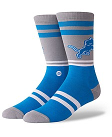 Detroit Lions Logo Crew Socks