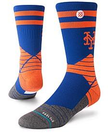 New York Mets Diamond Pro Authentic Crew Socks