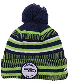 Seattle Seahawks Home Sport Knit Hat