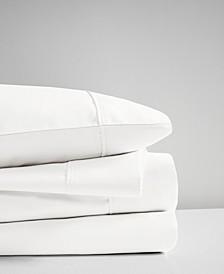 Beautyrest 400 Thread Count King 4-Piece Wrinkle Resistant Cotton Sateen Sheet Set