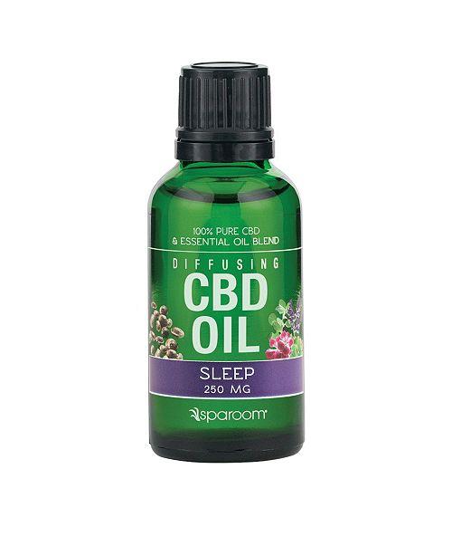 SpaRoom Sleep CBD Essential Oil