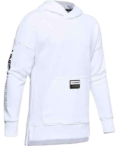 Under Armour Boys' Unstoppable Double Knit Hoodie
