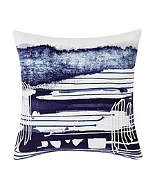 "Dori 18"" Square Decorative Pillow"