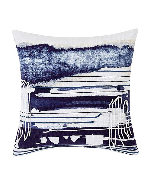 "Sean John Dori 18"" Square Decorative Pillow"