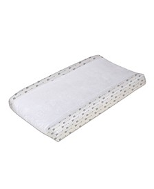 Arrow Print Cotton Changing Pad Cover