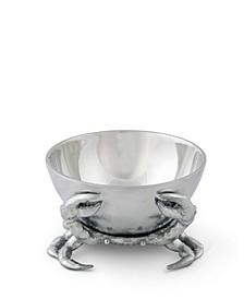 Designs Aluminum Crab Large Bowl