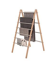 Folding Laundry Ladder