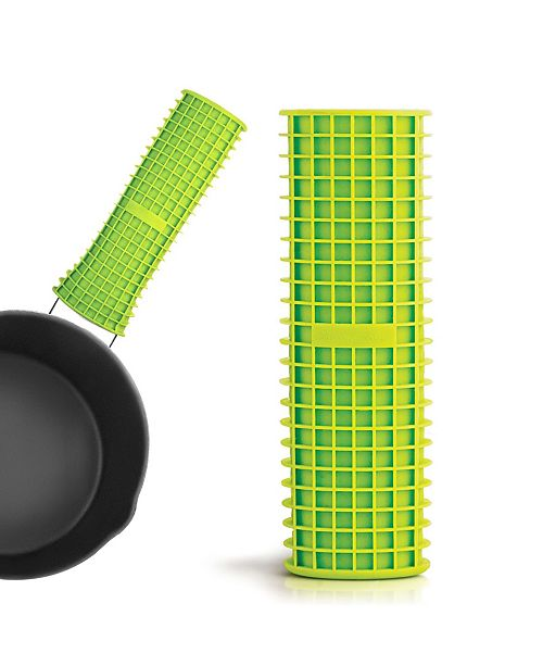Innoka Silicone Soft Grid Cell Handle