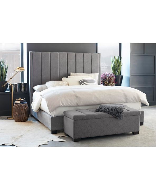 Furniture Closeout! Arden Upholstered Bedroom Furniture Collection