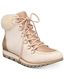 Women's Harlow Lace Lux Boots