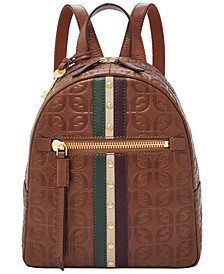 Megan Leather Backpack