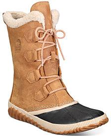 Sorel Women's Out N About Plus Waterproof Boots
