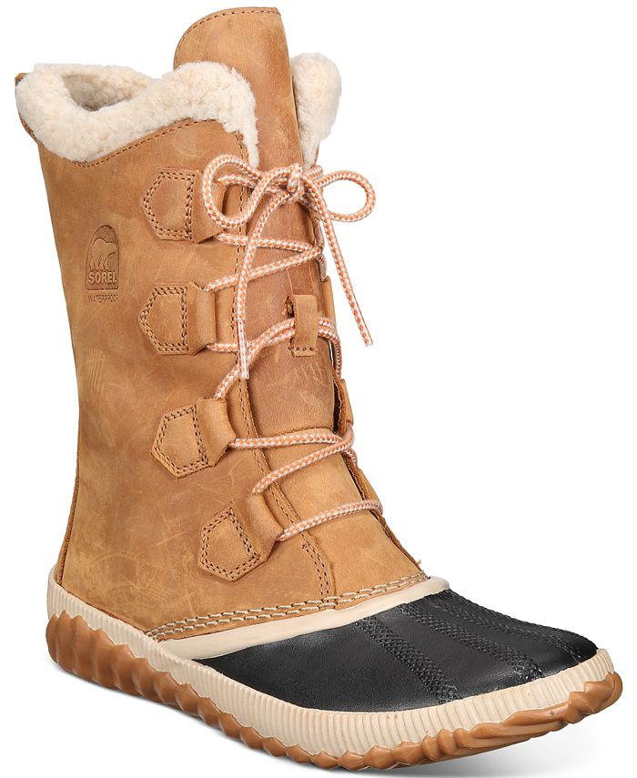 Sorel - Women's Out N About Plus Waterproof Boots