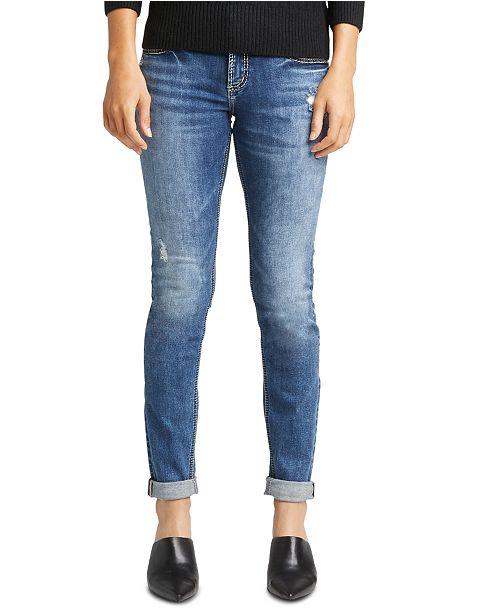 Silver Jeans Co. Boyfriend Jean