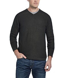 Men's Soft Touch V-Neck Sweater