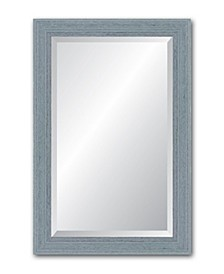 """Reveal Provincetown Beveled Wall Mirror - 20"""" x 29"""""""