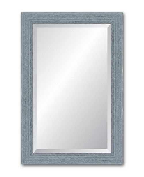 """Reveal Frame & Decor Reveal Provincetown Beveled Wall Mirror - 20"""" x 29"""""""