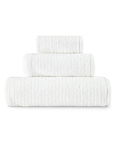 Joy Solid Organic Cotton 3-Pc. Towel Set