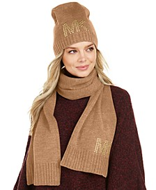 2-pc Scarf & Hat Set