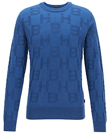 BOSS Men's Bartolo Regular-Fit Sweater