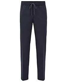 BOSS Men's Banks Slim-Fit Trousers