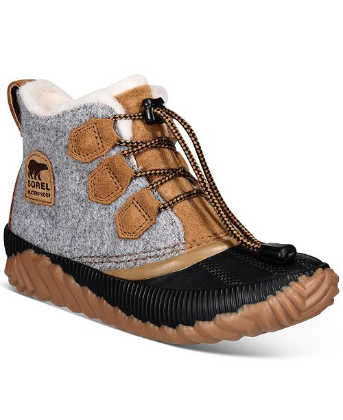 Sorel Youth Unisex Out N About Plus Boots